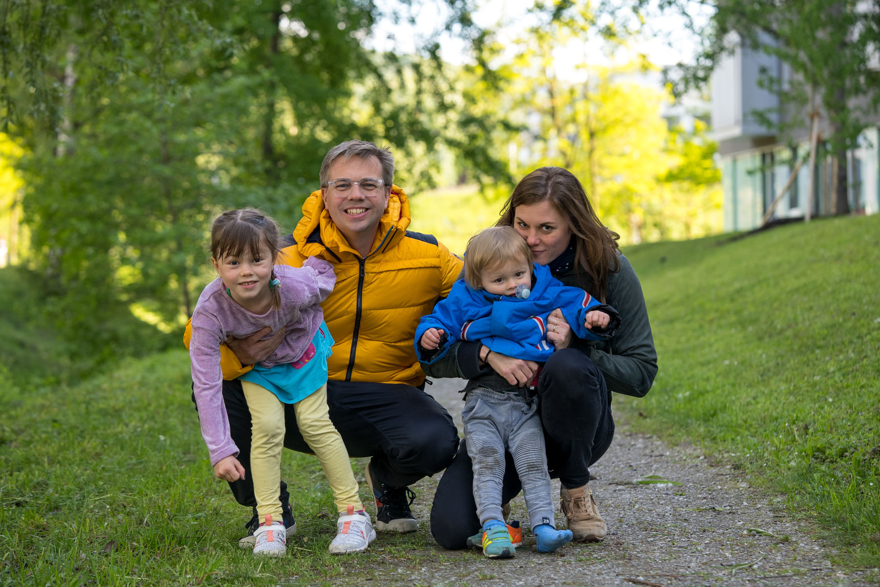 Familie Cortesi Bacso